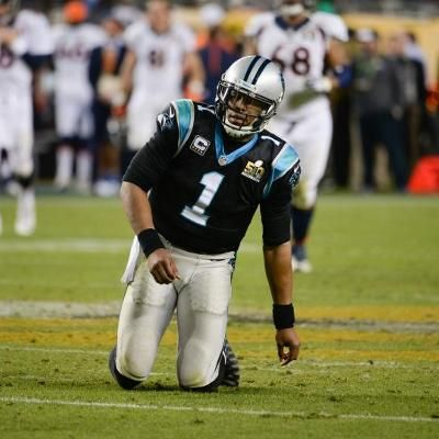 Cam Newton on not diving for fumble in SB: I would have risked injury