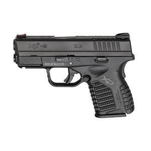 "Springfield XDS 9 3.3"" the handgun i have chosen to conceal/carry."