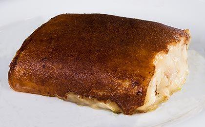 Μια πανεύκολη συνταγή με λίγα υλικά από τη Μικρά Ασία, για ένα υπέροχο Ανατολίτικο γλύκισμαΚαζάν Ντιπί oπάτος του καζανιού! Υλικά..