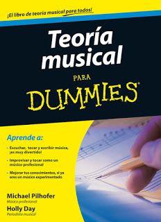Teoría musical para dummies en pdf gratis