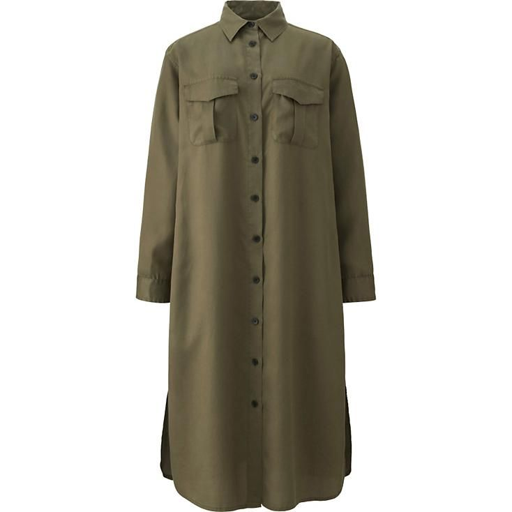 25 best ideas about chemise longue femme on pinterest longue robe chemise longue chemise. Black Bedroom Furniture Sets. Home Design Ideas