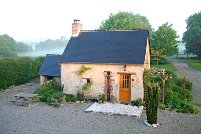 Sainte-mere-eglise Cottage Rental: Cottage | Couples Look, Close To Ste Mere Eglise & Utah Beach Normandy | HomeAway
