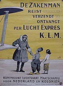 Koninklijke Luchtvaart Maatschappij - Wikipedia
