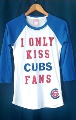 Victorias Secret Cubs Shirt