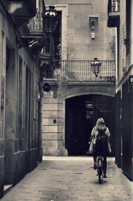 Barri Gótic - Barcelona  Catalonia