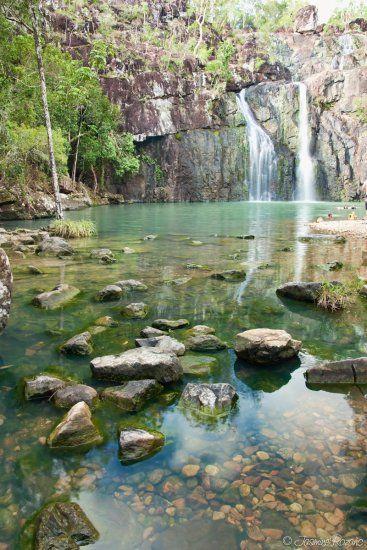 Cedar Creek Falls, Australia © Jasmine Rozanc #cherryflavoredfr