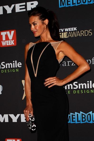 Megan Gale 2012 Logie Awards