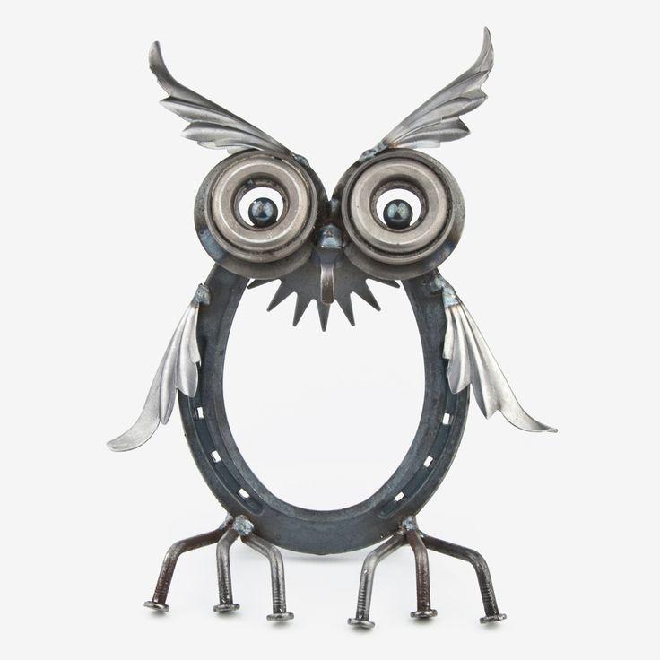 Yardbirds: Lucky Horseshoe Owl