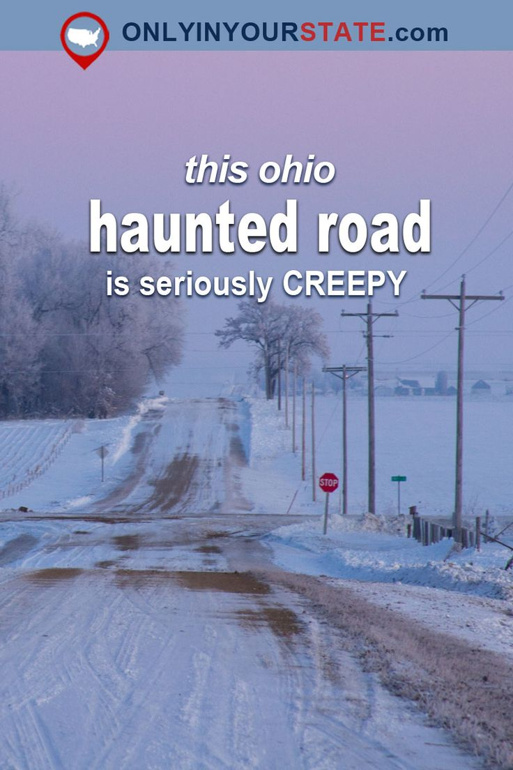 Travel | Ohio | Haunted Road | Haunted Places | Haunted US | Creepy | Scary | Ghost Stories