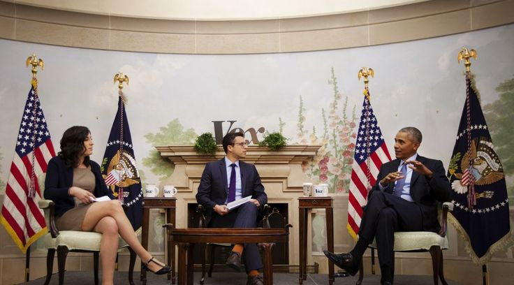 Ezra Klein and Sarah Kliff sit down with the president to talk policy.