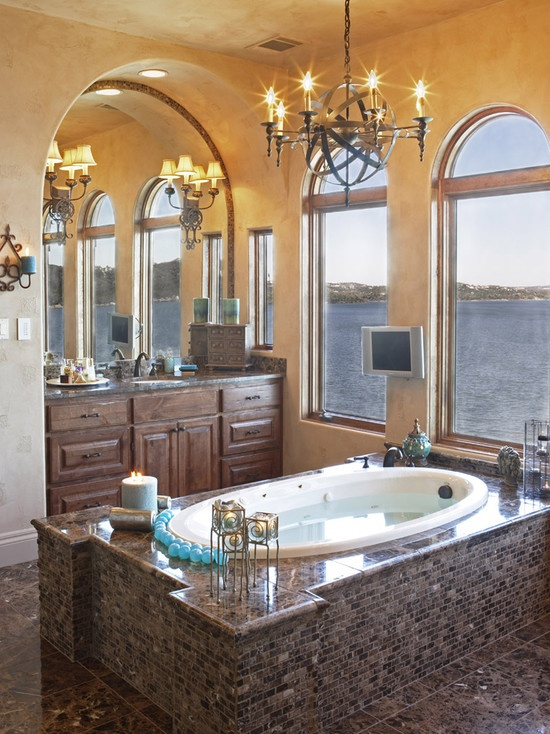 Mediterranean Bathroom Design Pictures Remodel Decor And Ideas Page 2 From Love