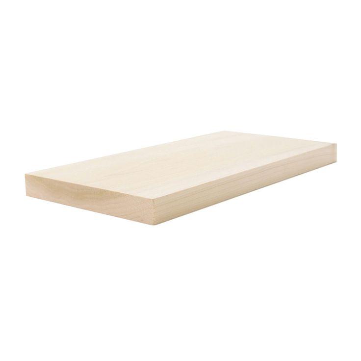 "1x6 (3/4"" x 5-1/2"") Poplar S4S Lumber, Boards, & Flat Stock from Baird Brothers"