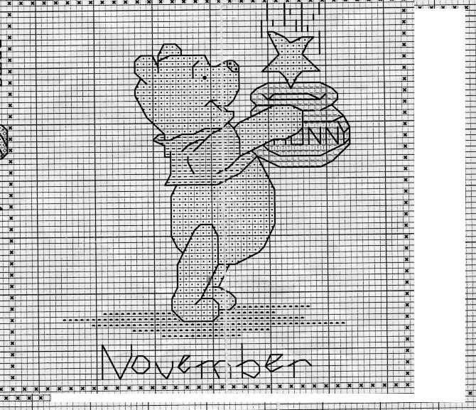 Mejores 460 imágenes de Crosstitch Disney B 460 en Pinterest ...