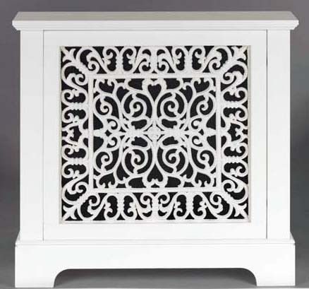 Image result for length of curtains over radiator covers