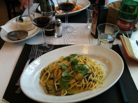 Просто про Дом: Домашние Идеи и Советы: Спагетти с Кабачками (Цуккини) алла Нерано
