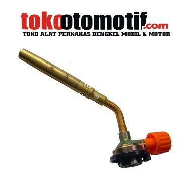 Kode : 71000000114 Nama : Auto Gas Torch / Flame Gun Merk : DRAGO Tipe : AAL-001 Status : Siap Berat Kirim : 1 kg
