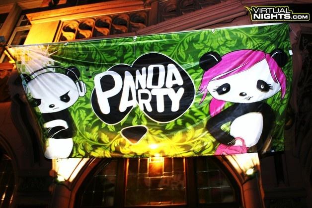 billy blues @ Ziegler´s 19.10.2012: Panda Party, Bild 2