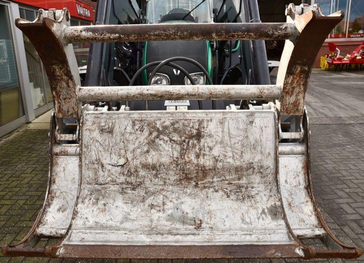 Pfanzelt Polterzange 1,2 Meter für Frontlader