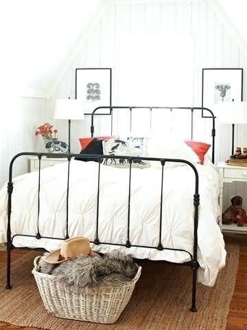 Iron Rod Bed Best Wrought Iron Beds Ideas On Wrought Iron With