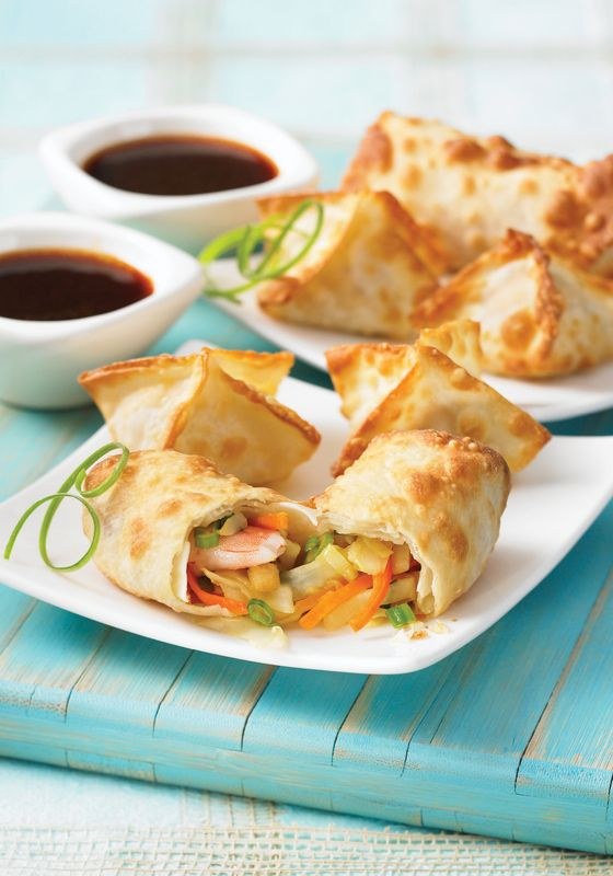 Air Fryer Egg Rolls From 175 Best Recipes By Camilla V Saulsbury Review