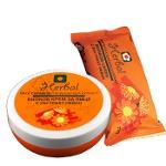 http://cristinnecosmetics.ro/ Set Galbenele Cod: 29994 Setul contine: Crema fata galbenele 75 ml Sapun galbenele 75 g