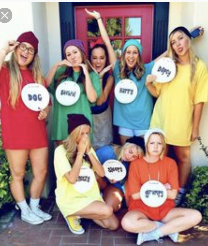 Halloween 2019 Costume Ideas Group.Pin By Gianna Cercone On Halloween Costumes In 2019 Group