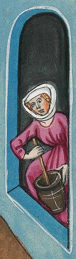 """Furtmeyr-Bibel (Deutsche Bibel """"Münchener Altes Testament""""). Band 1:  Genesis - Ruth. Cgm 8010a 1465-70, Regensburg Folio 149"""