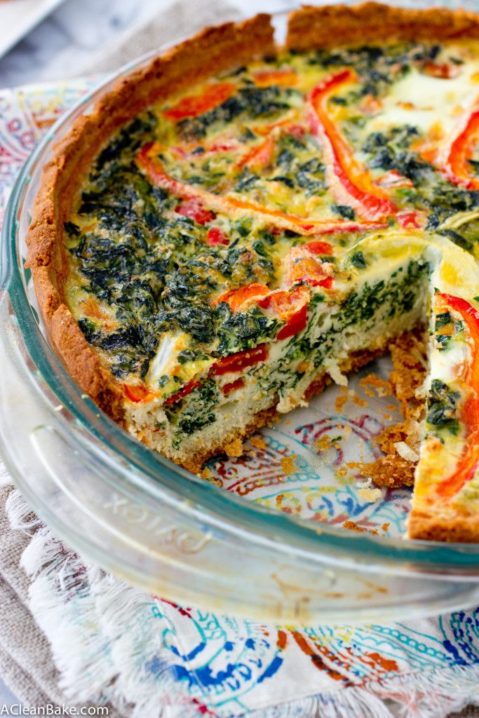 Veggie-Packed Paleo Quiche Recipe on Yummly. @yummly #recipe