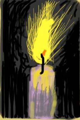 Happy Birthday, David Hockney! See his fabu iPhone works.