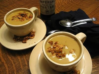 Cheddar Ale soup | _Recipes to Try | Pinterest