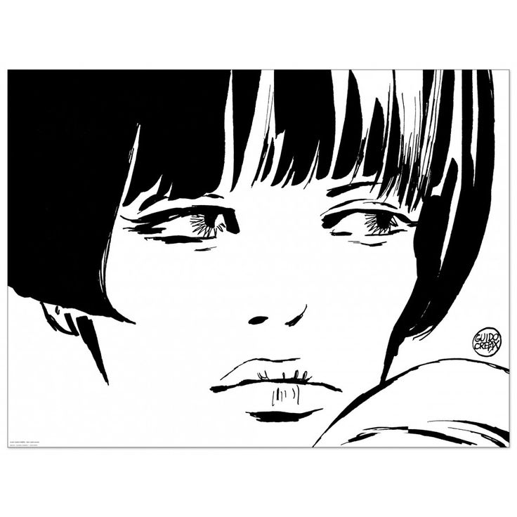 CREPAX - Valentina: guardami (120x90 cm / 80x60 cm) #artprints #interior #design #art #prints #fumetti #Valentina  Scopri Descrizione e Prezzo http://www.artopweb.com/EC21519