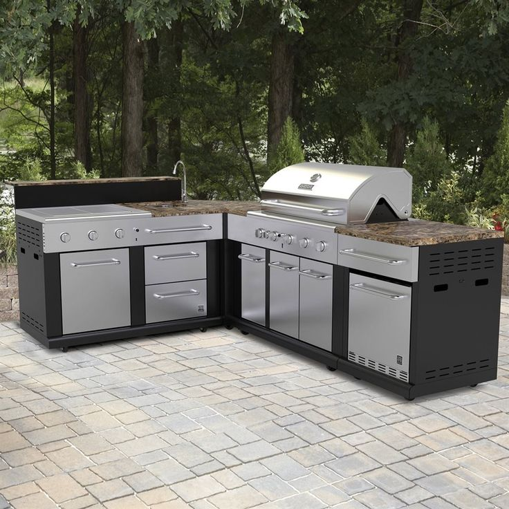 93 Best Modular Kitchens Images On Pinterest: Best 25+ Modular Outdoor Kitchens Ideas On Pinterest