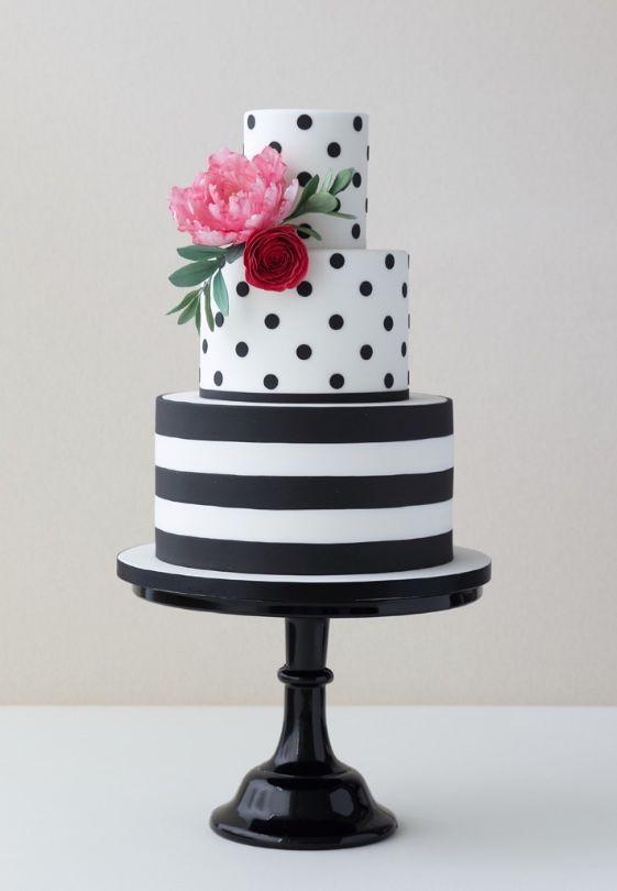 Empfohlene Hochzeitstorte: Zoë Clark Cakes; www.zoeclarkcakes …; Hochzeitstorte Idee …   – Birthday Cake