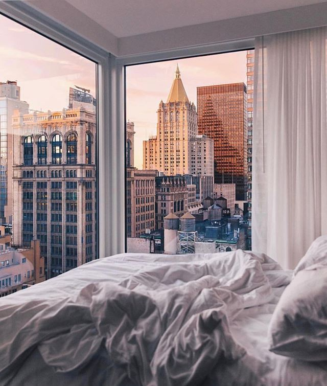Love A Good View Nyc Newyork Photo By Winksandwonder Swipe Up On Our Story To Book Dream Apartment Home Dream Rooms