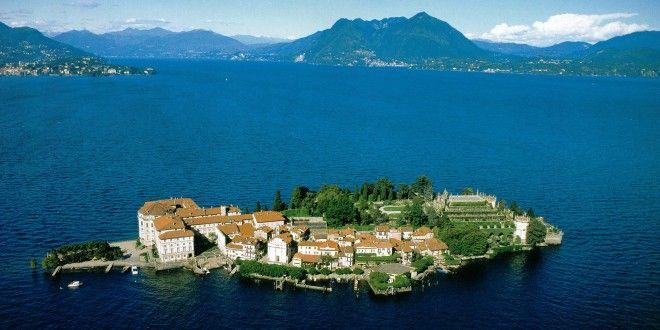 Isola Bella, Lago Maggiore, Italia