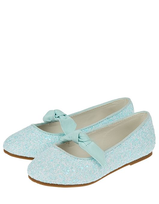 38838a362776 Betsy Bow Ballet Pumps