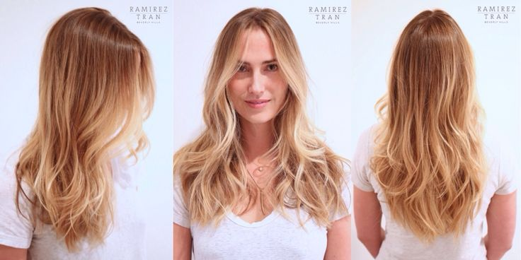Ramirez Tran Salon, sombre, blonde, brown, highlights, hair