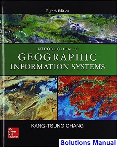 30 best solutions manual download images on pinterest introduction to geographic information systems 8th edition karl solutions manual test bank solutions manual fandeluxe Images