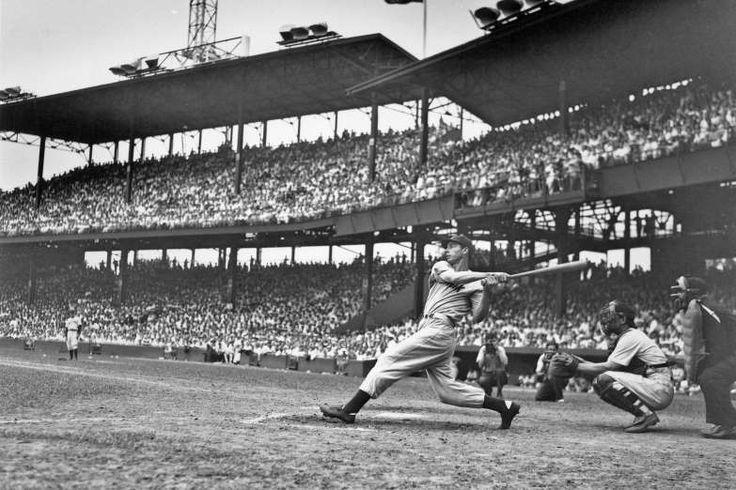 May 15,  1941: DIMAGGIO BEGINS MLB HITTING STREAK OF 56 GAMES  -  Joe DiMaggio begins his historic major league baseball hitting streak of 56 games, a record that still stands.