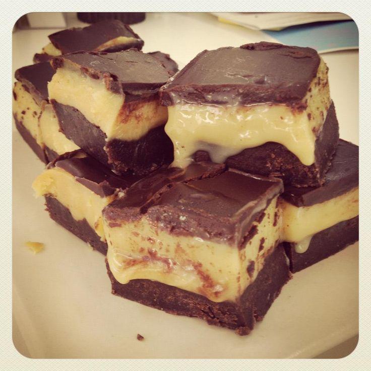 Caramel Slice from Little & Friday