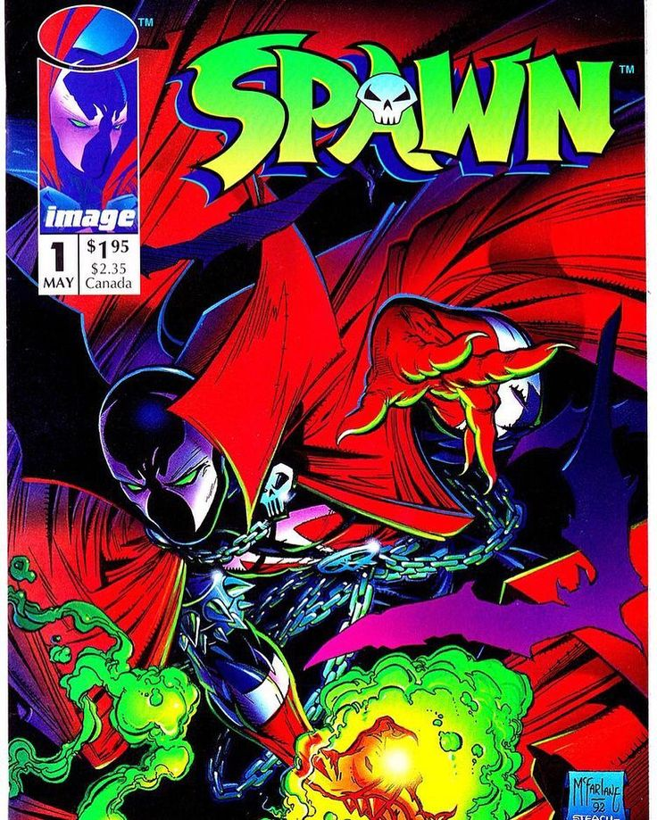 Todd said that he had a script for a new Spawn film in 2016 but still no news on a film or director. I need a new Spawn Whos with me?  #spawn #toddmcfarlane #imagecomics #comics #comicbooks http://ift.tt/2pHmoDQ