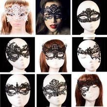 seksi dantel parti maskeleri için maskeli parti doğum günü gece kulübünde parti Noel yetişkin oyunları dantel nakış kesme peçe vampir günlükleri()
