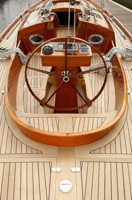 dreamy sailboat