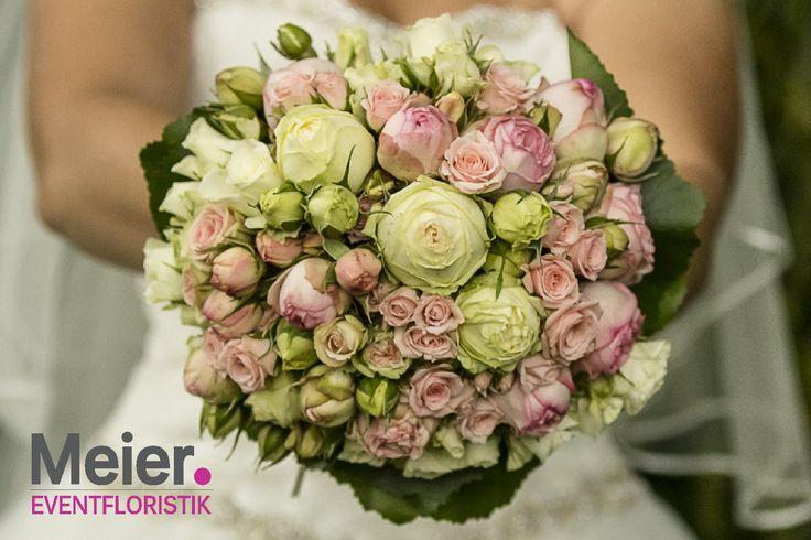 17 brautstrau wei e rosen pinterest brautstrauss rosen hortensien. Black Bedroom Furniture Sets. Home Design Ideas