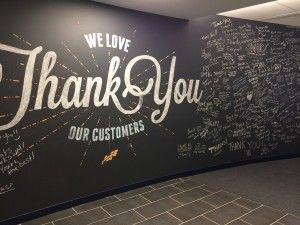 Constant Contact creates innovative way to say thank you to its customers.  Read today's success tip.