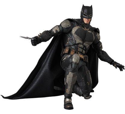 MEDICOM 2018年5月發售: 6.5″ Action Figure MAFEX Series No.64《JUSTICE LEAGUE》Batman Tactical Suit Ver. 6,800Yen | TAGhobby.com