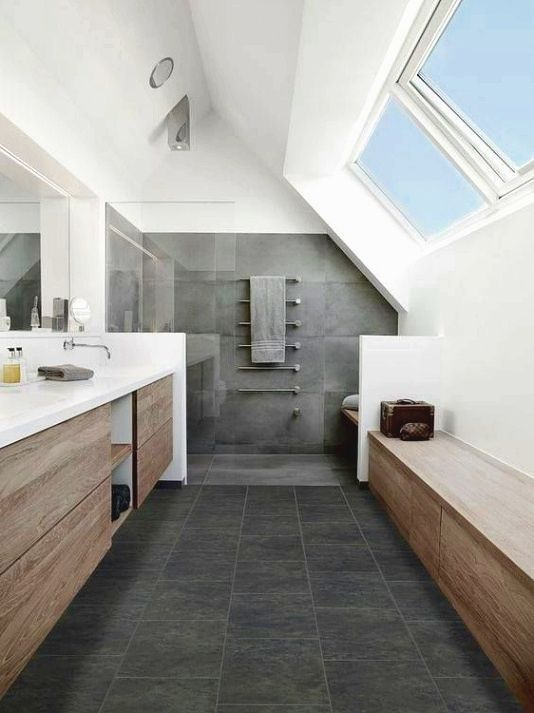 How Much Does It Cost To Redo A Bathroom Loft Bathroom Luxury