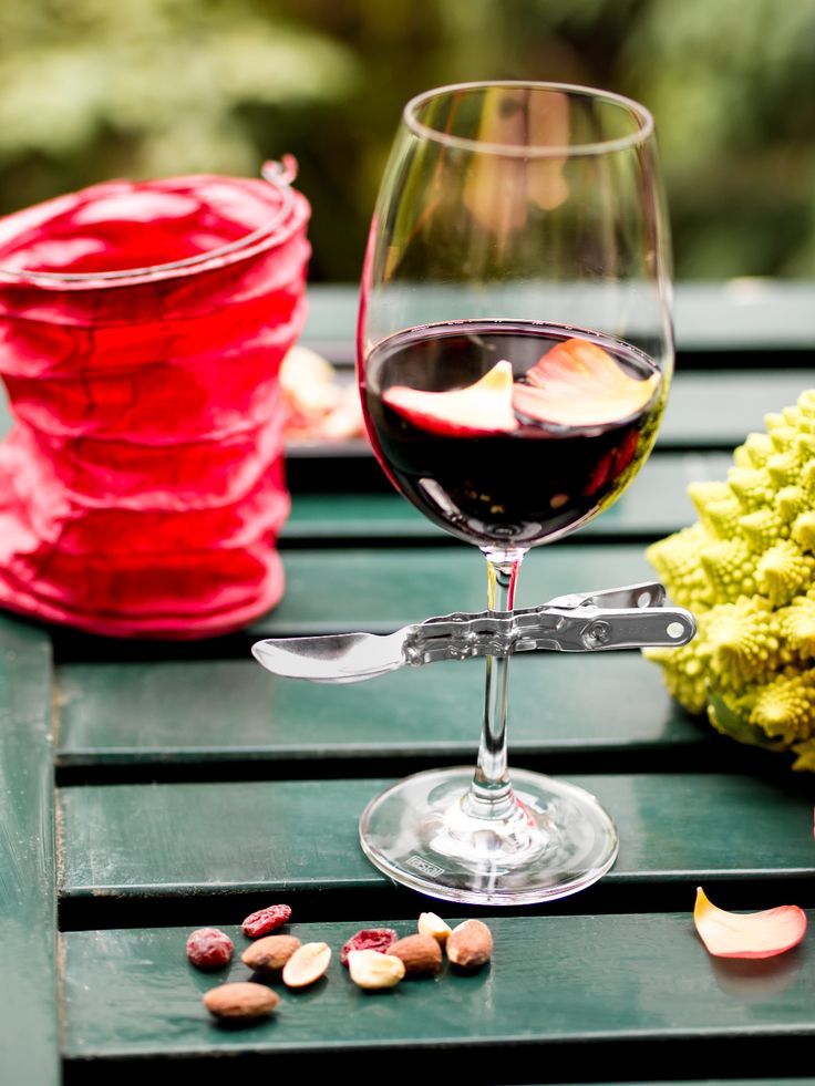 Clip PERITIVO #clippe #cucchiaio #calice #aperitivo #appetizer #spoon Design by Tauma