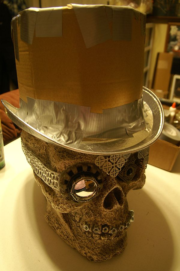 1000 images about halloween fall decor on pinterest for Diy steampunk home decor