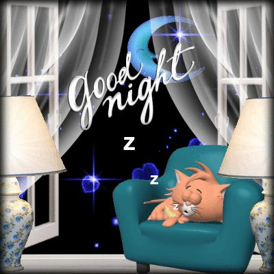 Everyday Cards/Good Night section. Send this ecard to your friends & family with love!